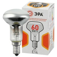 Лампа R50-60W-230 E14 ЭРА