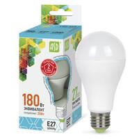 Лампа светодиодная LED-A60-standard 20Вт 160-260В Е27 4000К 1800Лм ASD