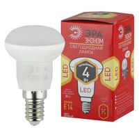 Лампа светодиодная  LED smd R39-4w-827-E14 ECO ЭРА