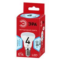 Лампа светодиодная  LED smd R39-4w-840-E14 ECO ЭРА