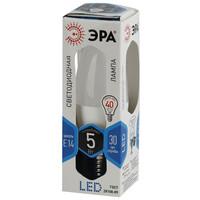 Лампа светодиодная  LED smd B35-5w-840-E14 ЭРА