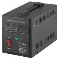 СНПТ-500-Ц Стабилизатор напряжения переносной, ц.д.500ВА ЭРА
