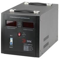 СНПТ-8000-Ц ЭРА Стабилизатор напряжения переносной, ц.д., 8000ВА