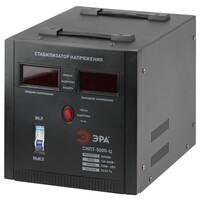 СНПТ-5000-Ц ЭРА Стабилизатор напряжения переносной, ц.д., 5000ВА