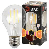 Лампа светодиодная  F-LED A60-5w-827-E27 ЭРА