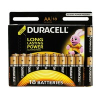 Батарейка Duracell LR6-18BL (НАЛ)