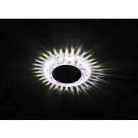 Светильник DK LD16 PK/WH  декор cо светодиодной подсветкой MR16, розовый  ЭРА
