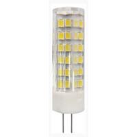 Лампа светодиодная  LED smd JC-7w-220V-corn, ceramics-827-G4 ЭРА