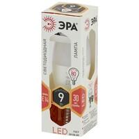 Лампа светодиодная  LED smd B35-9w-827-E14 ЭРА