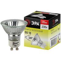 Лампа галогенная GU10-JCDR (MR16) -35W-230V-Cl ЭРА