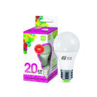 Лампа светодиодная LED-A60-standard 20Вт 230В Е27 6500К 1800Лм ASD