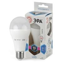 Лампа светодиодная  LED smd A65-19w-840-E27 ЭРА