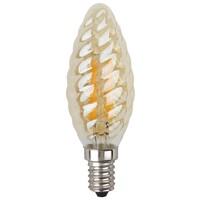 Лампа светодиодная  F-LED BTW-5w-827-E14 gold  ЭРА