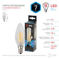 Лампа светодиодная  F-LED BTW-7w-840-E14  ЭРА