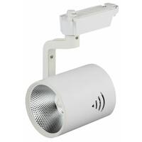 Светильник трековый TR1-30 WH 30Вт белый COB ЭРА