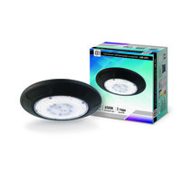 Светильник светодиодный LHB-UFO-02 PRO 100Вт 230В 6500К 10000Лм IP65 LLT
