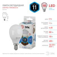 Лампа светодиодная  LED smd P45-11w-840-E14 ЭРА