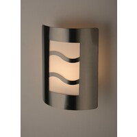 Декоративная подсветка светодиодная  WL21  E27 MAX60W IP54 хром/белый  ЭРА