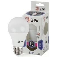 Лампа светодиодная  LED smd A60-15w-860-E27 ЭРА