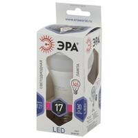 Лампа светодиодная  LED smd A60-17w-860-E27 ЭРА