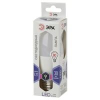 Лампа светодиодная  LED smd B35-9W-860-E27 ЭРА