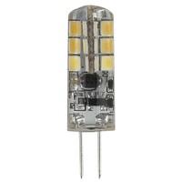 Лампа светодиодная  LED smd JC-1,5w-12V-840-G4 ЭРА
