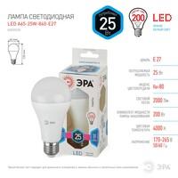 Лампа светодиодная  LED smd A65-25w-840-E27 ЭРА
