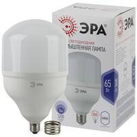 Лампа светодиодная  LED smd POWER 65W-6500-E27/Е40 ЭРА
