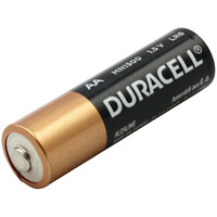 Батарейка Duracell LR6-4BL  4/144(НАЛ)