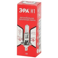 H1 12V 55W P14,Ss Лампа головного света ЭРА