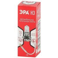 H3 12V 55W PK22s Лампа головного света ЭРА