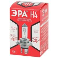H4 12V 55W P43t Лампа головного света ЭРА