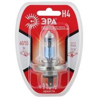 H4 12V 55W+110% P43t BL Лампа головного света ЭРА