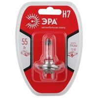 H7 12V 55W Px26d BL Лампа головного света ЭРА