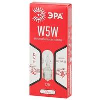 W5W 12V W2,1x9,5d Освещение приборной панели ЭРА