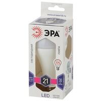 Лампа светодиодная  LED smd A65-21w-860-E27 ЭРА