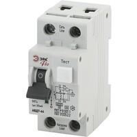 Автоматический выключатель дифференциального тока C10 30mA 6кА 1P+N NO-902-08  ЭРА PRO