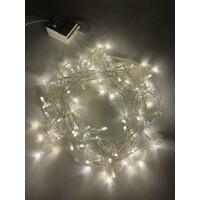 Гирлянда LED Нить  10 м, теплый свет 8 режимов 220V, IP20(60/720), (ENIB-10B)  ЭРА