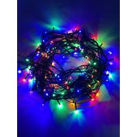 Гирлянда LED Нить  10 м, мультиколор 8 режимов 220V, IP20 (60/720), (ENIB-10М)  ЭРА