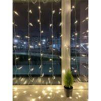 Гирлянда LED Дождь/Занавес 1м*2м, теплый свет, 24V, IP44 (60/720) (ENОZ-2В) ЭРА