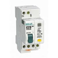 ДИФ 102- 1N- 016А-030 Диф автомат DEKraft/16003/6