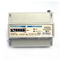 ЦЭ 6803В/1 1Т 220В, 10-100А 3ф. 4пр. М7 Р31, (к.т. 1,0, din-рейка)  Счетчик (уп. 8 шт)